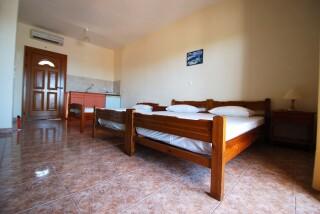 accommodation marina anna ground floor bed