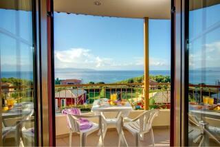 accommodation marina anna sea view balcony