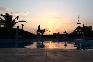 location marina anna sunset